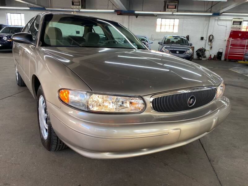 2003 Buick Century for sale at John Warne Motors in Canonsburg PA
