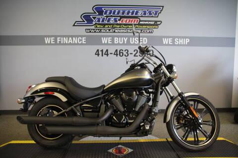 2020 Kawasaki Vulcan 900 Custom for sale at Southeast Sales Powersports in Milwaukee WI