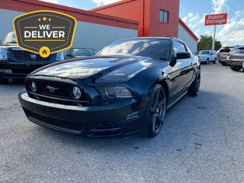 2014 Ford Mustang for sale at JC AUTO MARKET in Winter Park FL