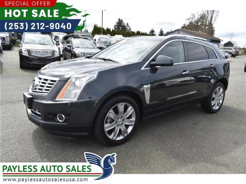 2015 Cadillac SRX for sale in Lakewood, WA