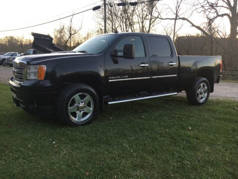 2012 GMC Sierra 2500HD for sale at DONS AUTO CENTER in Caldwell OH