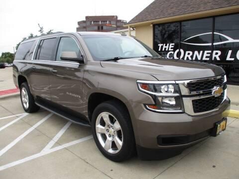 2016 Chevrolet Suburban for sale at Cornerlot.net in Bryan TX