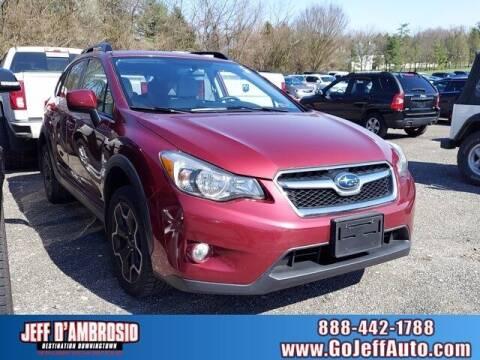 2014 Subaru XV Crosstrek for sale at Jeff D'Ambrosio Auto Group in Downingtown PA