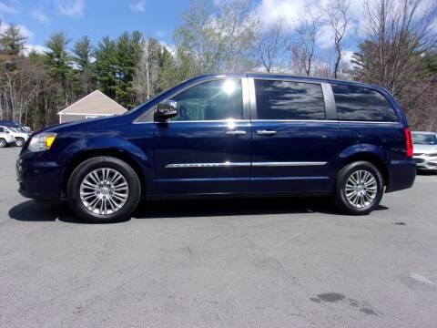2016 Chrysler Town and Country for sale at Mark's Discount Truck & Auto Sales in Londonderry NH