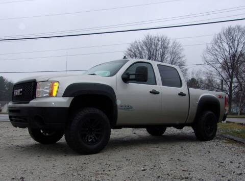 2008 GMC Sierra 1500 for sale at JEFF MILLENNIUM USED CARS in Canton OH