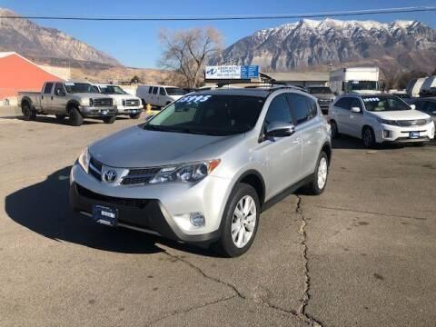 2013 Toyota RAV4 for sale at Orem Auto Outlet in Orem UT
