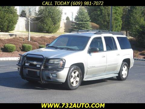 2002 Chevrolet TrailBlazer for sale at Absolute Auto Solutions in Hamilton NJ