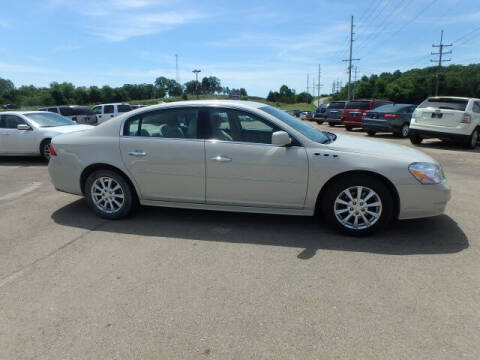 2011 Buick Lucerne for sale at BLACKWELL MOTORS INC in Farmington MO