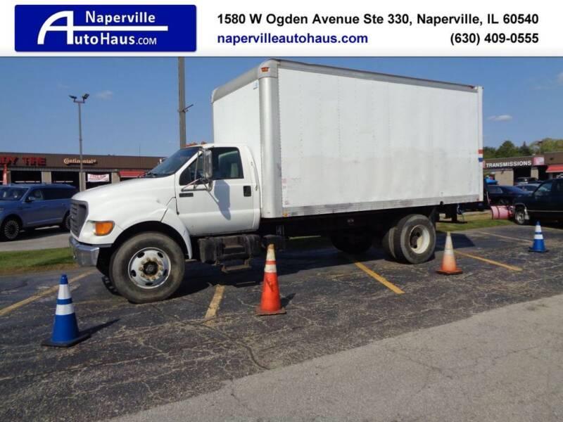 2000 Ford F-750 Super Duty for sale in Naperville, IL