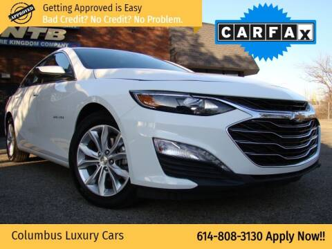2019 Chevrolet Malibu for sale at Columbus Luxury Cars in Columbus OH