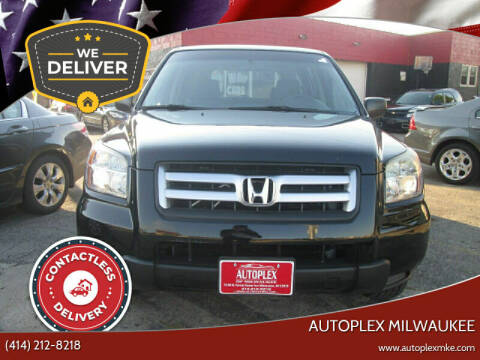2007 Honda Pilot for sale at Autoplex in Milwaukee WI