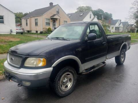 1999 Ford F-150 for sale at REM Motors in Columbus OH