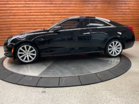 2018 Cadillac ATS for sale at Dixie Imports in Fairfield OH