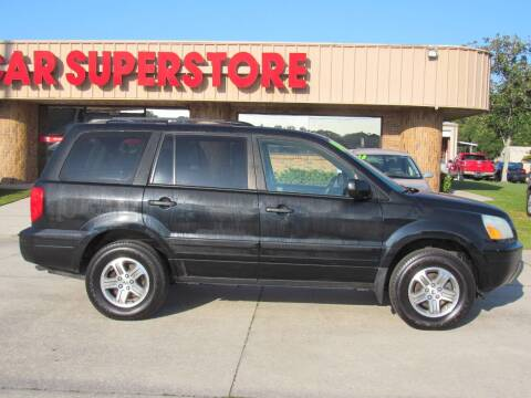 2004 Honda Pilot for sale at Checkered Flag Auto Sales NORTH in Lakeland FL