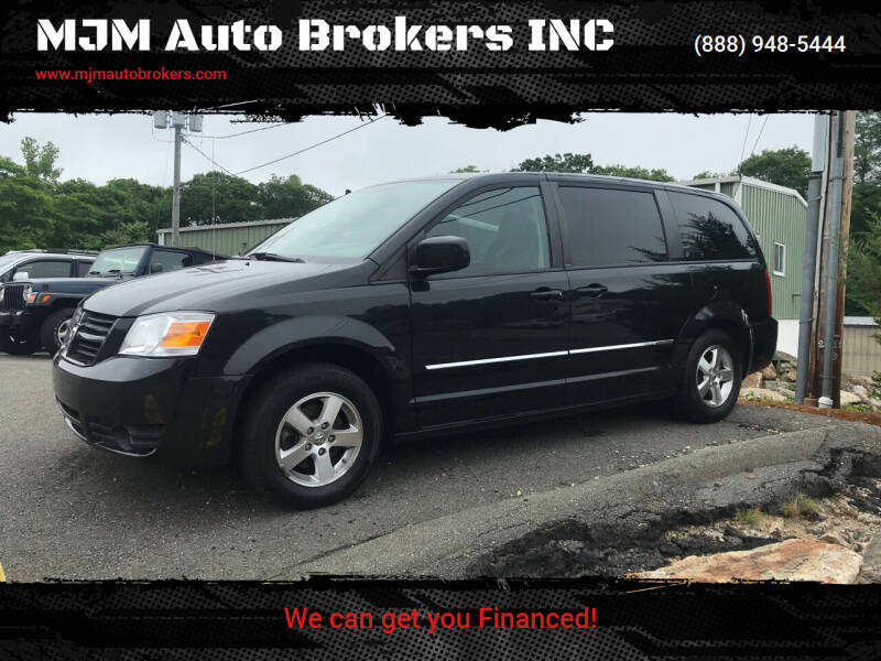 2008 Dodge Grand Caravan for sale at MJM Auto Brokers INC in Gloucester MA