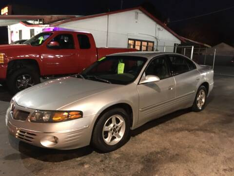2001 Pontiac Bonneville for sale at D. C.  Autos in Huntsville AL