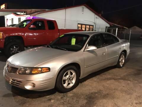 2001 Pontiac Bonneville for sale at D. C.  Autos in Huntsville AL