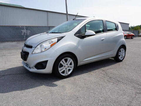2013 Chevrolet Spark for sale at CHAPARRAL USED CARS in Piney Flats TN