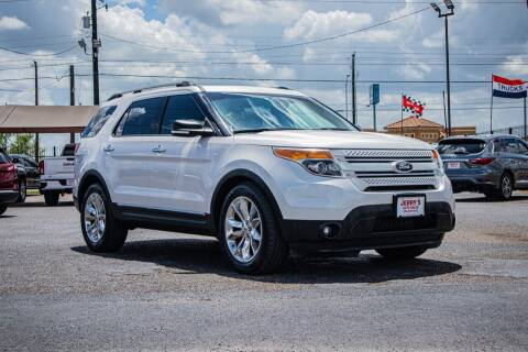 2015 Ford Explorer for sale at Jerrys Auto Sales in San Benito TX