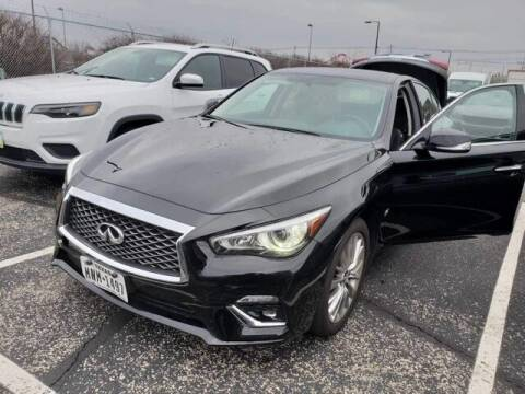 2020 Infiniti Q50 for sale at Tim Short Chrysler in Morehead KY