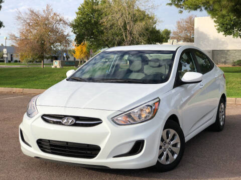 2016 Hyundai Accent for sale at AKOI Motors in Tempe AZ
