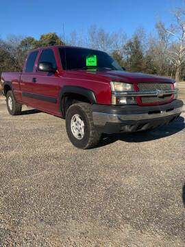 2004 Chevrolet Silverado 1500 for sale at Murphy MotorSports of the Carolinas in Parkton NC