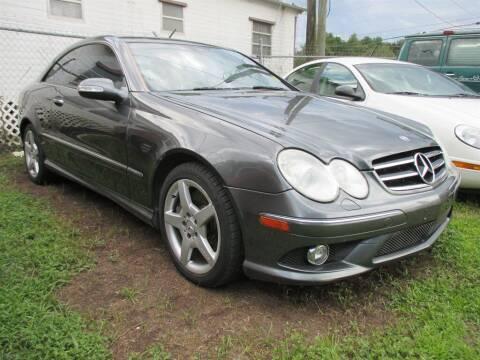 2007 Mercedes-Benz CLK for sale at New Gen Motors in Bartow FL