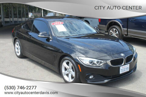 2014 BMW 4 Series for sale at City Auto Center in Davis CA