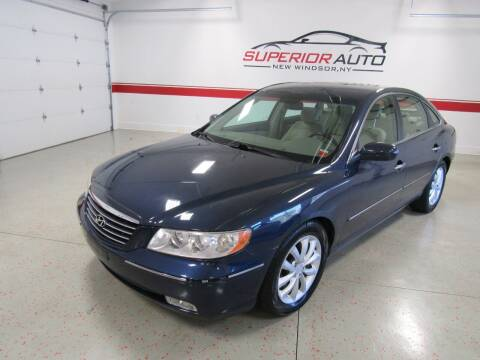2006 Hyundai Azera for sale at Superior Auto Sales in New Windsor NY