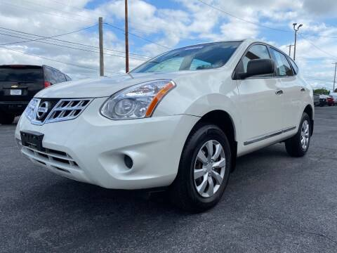 2014 Nissan Rogue Select for sale at Clear Choice Auto Sales in Mechanicsburg PA