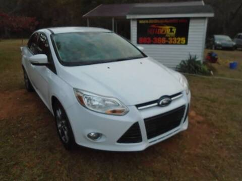 2013 Ford Focus for sale at Hot Deals Auto LLC in Rock Hill SC