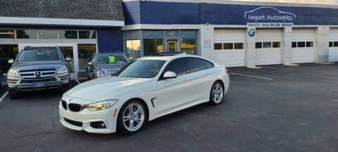 2016 BMW 4 Series for sale at Import Autowerks in Portsmouth VA