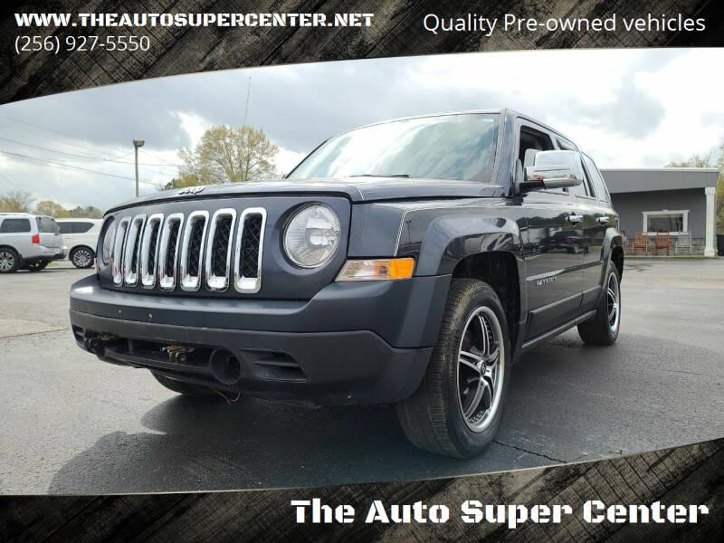 2014 Jeep Patriot for sale at The Auto Super Center in Centre AL
