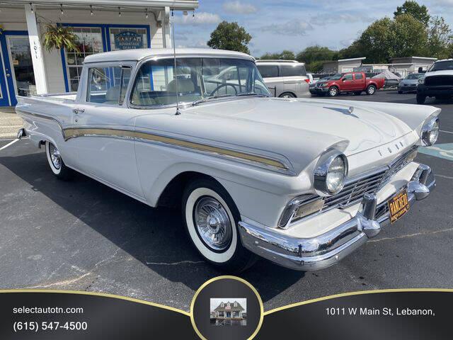 1957 Ford Ranchero for sale at Ron's Auto Sales (DBA Select Automotive) in Lebanon TN
