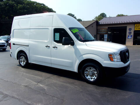 2019 Nissan NV Cargo for sale at Dave Thornton North East Motors in North East PA