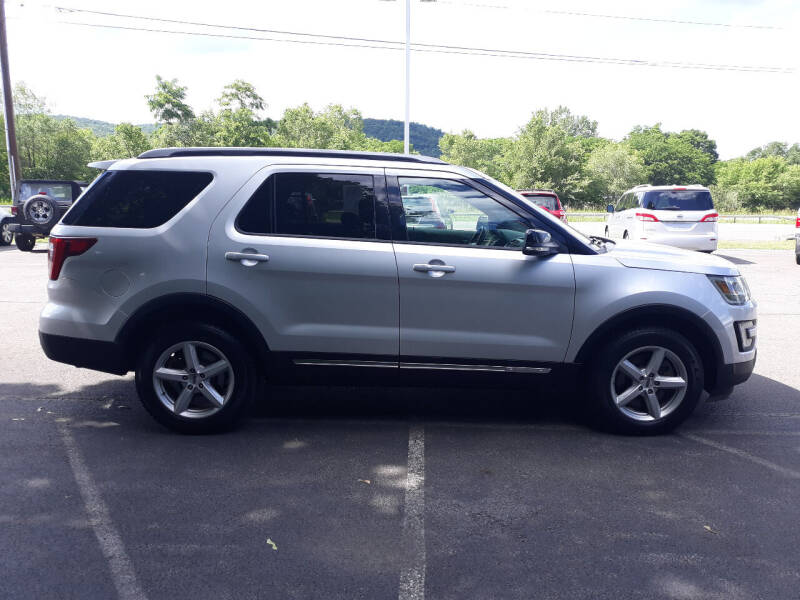 2016 Ford Explorer for sale at Feduke Auto Outlet in Vestal NY