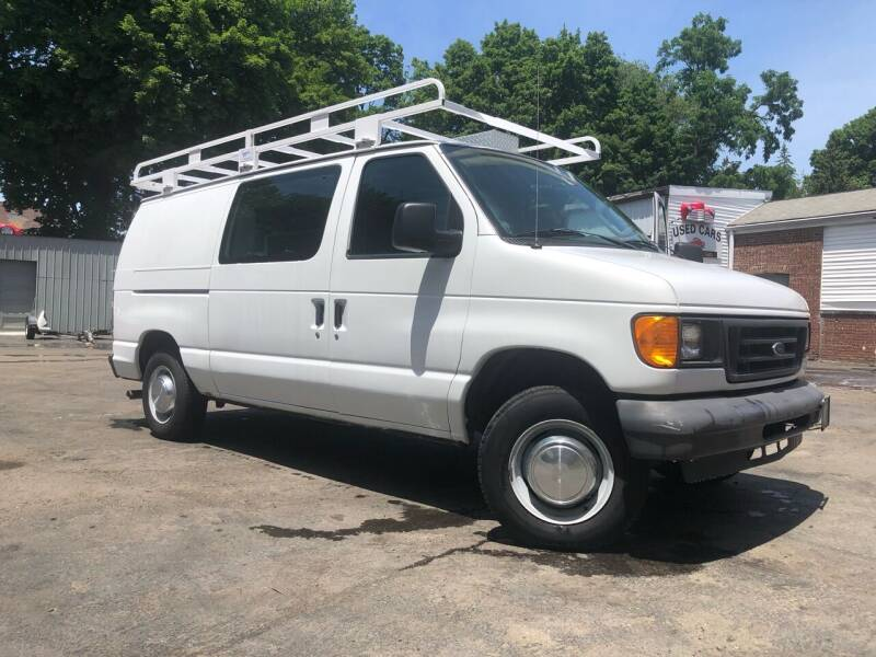 2004 Ford E-Series Chassis for sale at Affordable Cars in Kingston NY