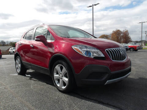 2015 Buick Encore for sale at TAPP MOTORS INC in Owensboro KY