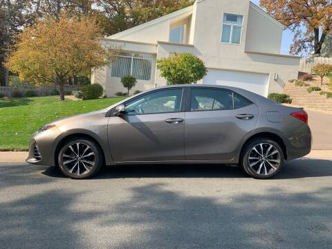 2017 Toyota Corolla for sale at You Win Auto in Metro MN