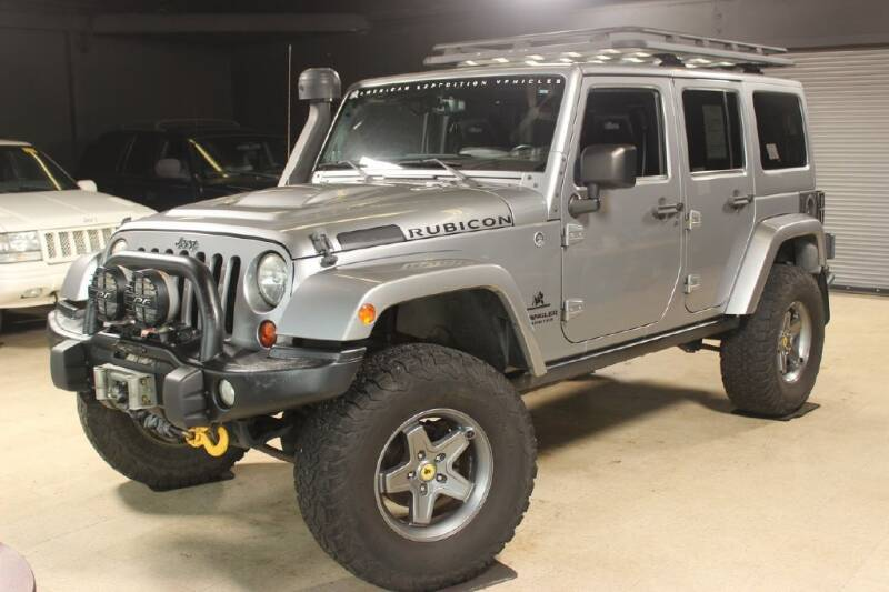 2013 Jeep Wrangler Unlimited for sale at AUTOLEGENDS in Stow OH