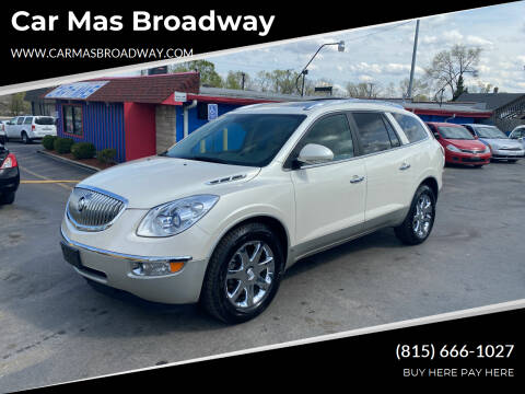2008 Buick Enclave for sale at Car Mas Broadway in Crest Hill IL