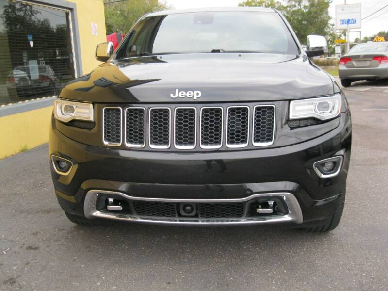 2015 Jeep Grand Cherokee for sale at PARK AUTOPLAZA in Pinellas Park FL