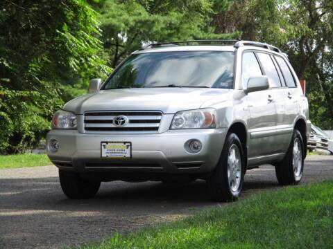 2005 Toyota Highlander for sale at Loudoun Used Cars in Leesburg VA