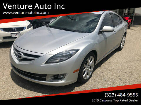 2009 Mazda MAZDA6 for sale at Venture Auto Inc in South Gate CA