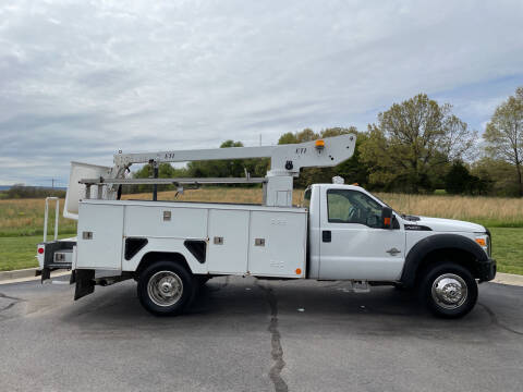 2011 Ford F-450 Super Duty for sale at V Automotive in Harrison AR