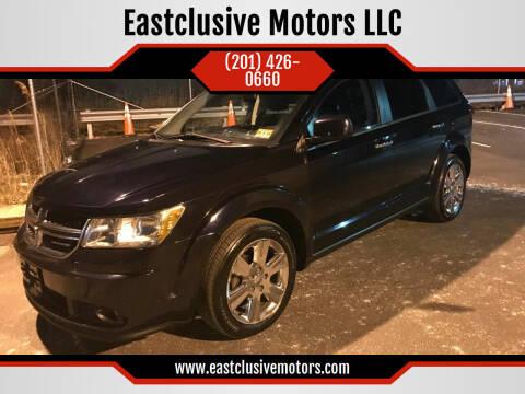 2011 Dodge Journey for sale at Eastclusive Motors LLC in Hasbrouck Heights NJ