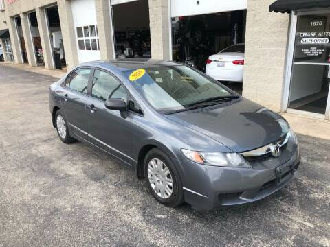 2010 Honda Civic for sale at Cresthill Auto Sales Enterprises LTD in Crest Hill IL