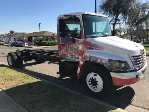 2005 Hino 338 for sale at Ericks Used Cars in Los Angeles CA