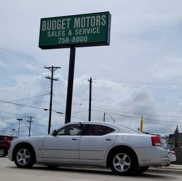2010 Dodge Charger for sale at Budget Motors in Aransas Pass TX