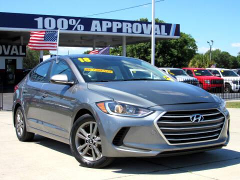 2018 Hyundai Elantra for sale at Orlando Auto Connect in Orlando FL